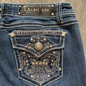 L.A idol gorgeous jeans